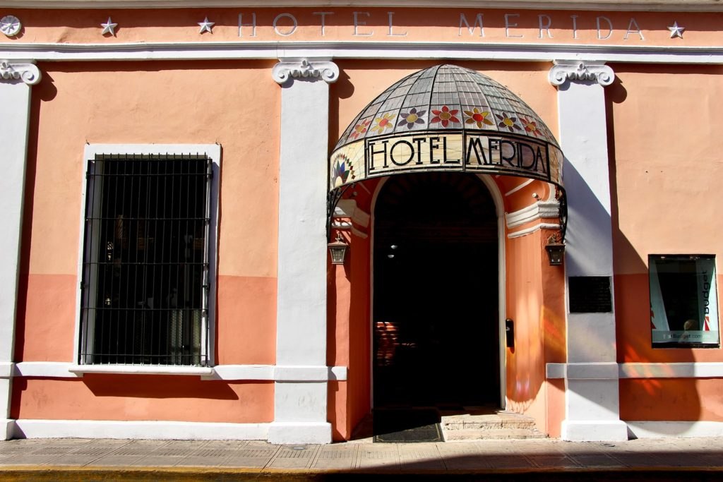 Hotel Merida Yucatan