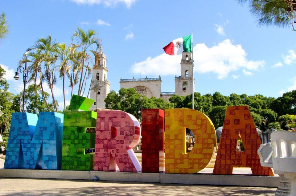Visiter Merida en 4 jours : centre-ville et ses alentours