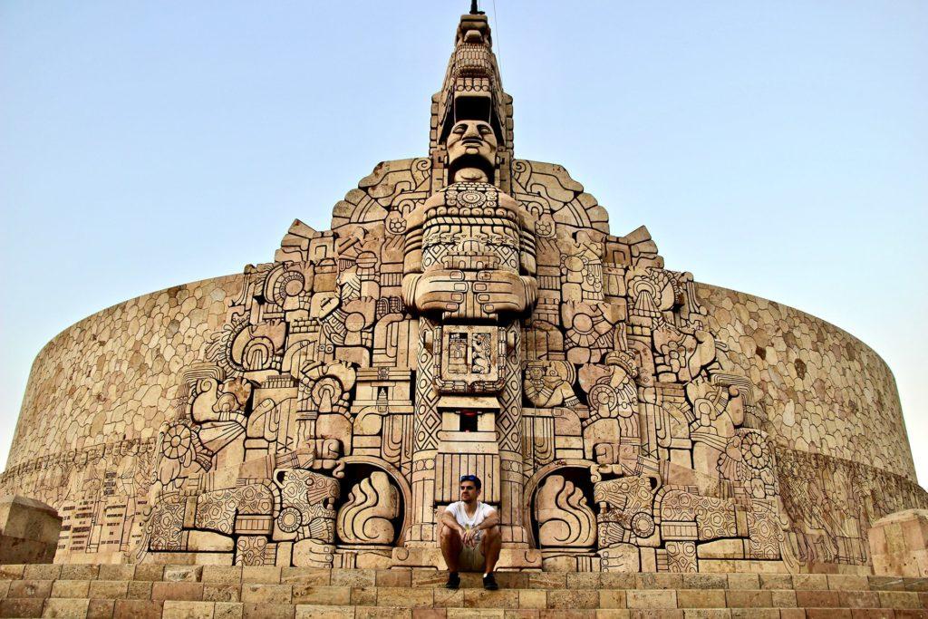Monumento a la patria Merida Yucatan