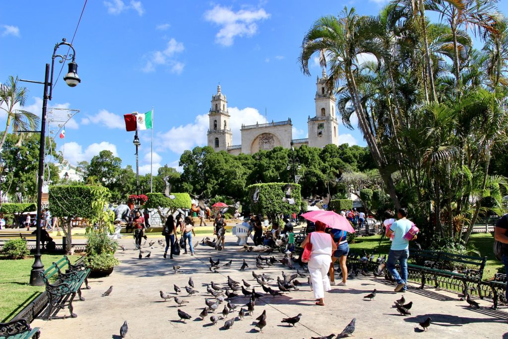 Place Merida Yucatan