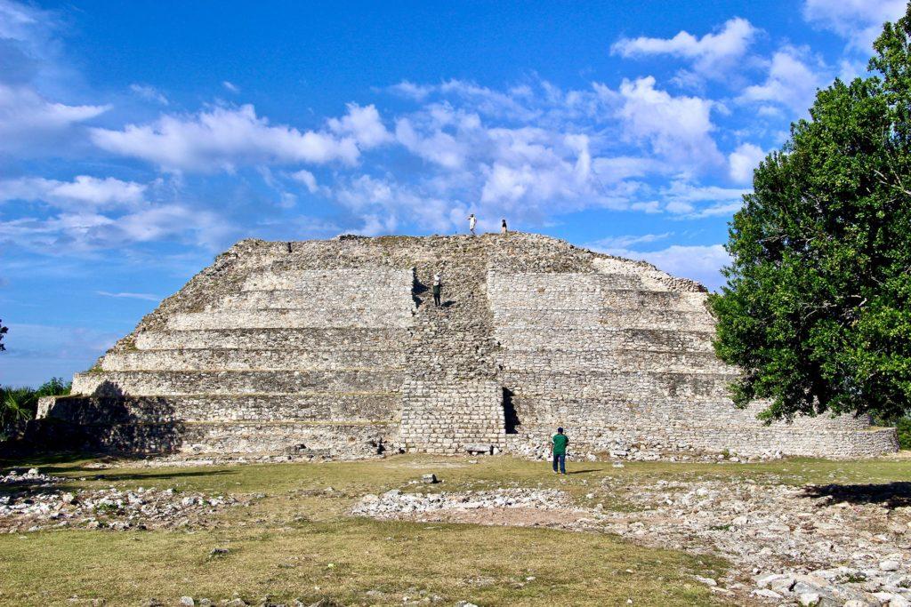 Ruines Izamal Yucatan