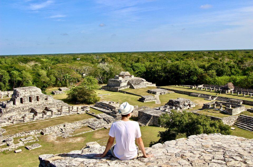 Quels sites mayas visiter dans le Yucatan ?