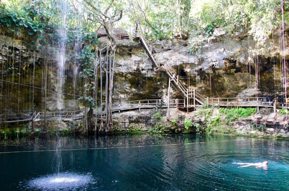 Nos plus beaux cenotes au Yucatan