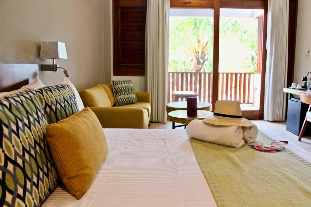 hotel chambre holbox yucatan