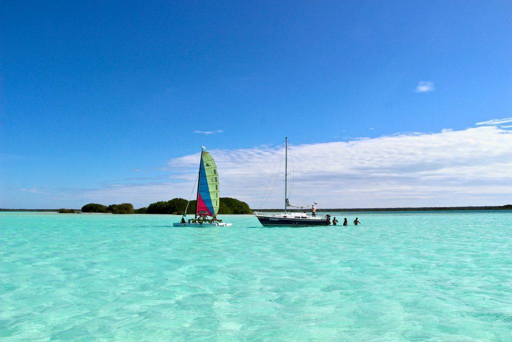 lagune bacalar yucatan