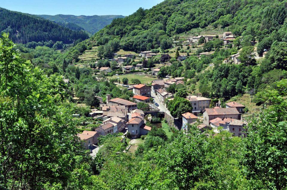 Découvrons l'Ardèche en été