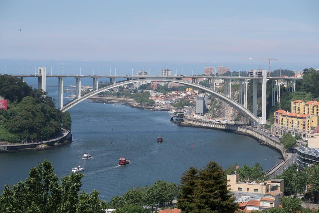 Ponte da Arrabida Porto