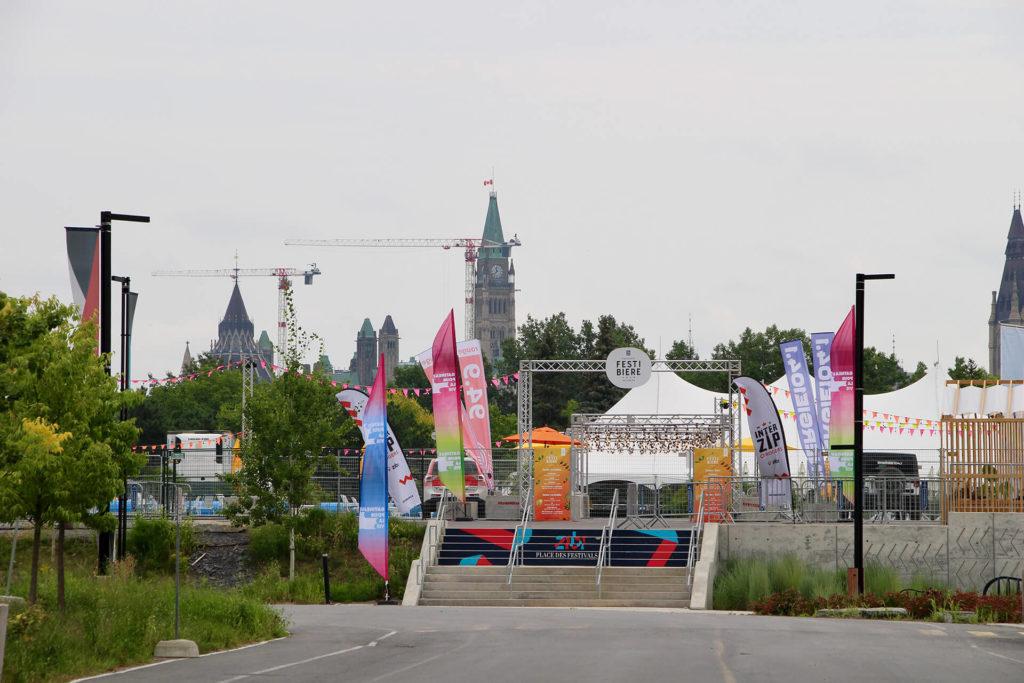place festival gatineau